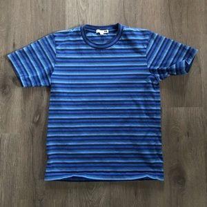 JW Anderson Uniqlo Stripe Shirt